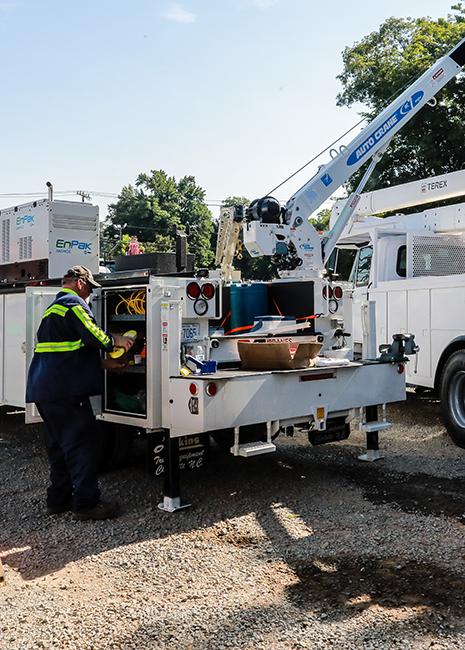 Utility Equipment Repair